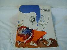 DERRIERE LE MIROIR N° 163 MARS 1967 - PIERRE REBEYROLLES