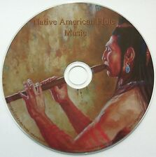 NATIVE AMERICAN FLUTE  MUSIC CD - RELAXATION, MEDITATION, MASSAGE, SALON & REIKI