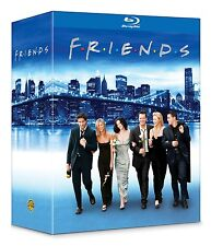 Friends The Complete Series Blu-Ray Box Set NEW French Box (USA Compatible)