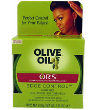 ORS Olive Oil Edge Control Hair Gel 63.8 g/ 2.25 oZ Perfect Control Your Edges