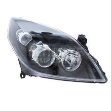 Vauxhall Vectra C Estate 2005-2009 Headlight Headlamp Black Inner Drivers Side