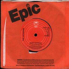"""Los Jacksons (7"""" Vinilo) agita su cuerpo/toda la noche bailando"""" - épico-S EPC 718-en muy buena condición/en muy buena condición"""