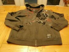 Ecko Unltd. Star Wars Dark Side Zip Up Hooded Sweatshirt Jacket Size Large