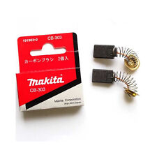 1 Pair Original Makita CB303 Carbon Brushes 191963-2 9077 2107F GA5021 POLISHER