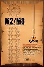 OROCHI PF-004 1/35 M2/M3 Bradley Family Update Set (Metal Track & Barrel)