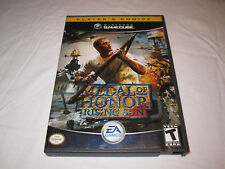Medal of Honor: Rising Sun (Nintendo GameCube) Player's Choice Complete Nr Mint!