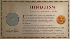 Coins of Ancient Religions & Civilizations HINDUISM with SILVER karshapana