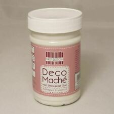 Matt Decoupage Glue Adhesive and Varnish 250ml - First Edition Deco Mache