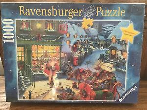 Ravensburger Christmas 1000 Piece Puzzle NEW Sealed