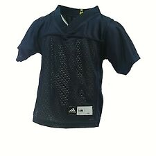 Michigan Wolverines Official NCAA Adidas Baby Infant Size Football Jersey New