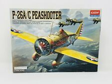 Academy P-26 A/C Peashooter 1/48 scale model kit