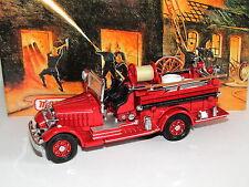 MATCHBOX MODELS OF YESTERYEAR 1935 MACK AB FIRE ENGINE YFE15