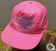 VINTAGE 1990 JUNIOR NATIONAL ALPINE SKIING CHAMPIONSHIPS MT BACHELOR BEND OR HAT