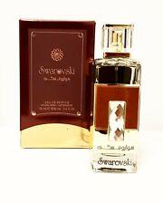 Swarovski Gold 100ML Unisex Natural Spray By Ard Al Zaafaran Original Sandalwood