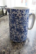 The Chintz collection Small Blue Flower Chintz English 1 Pint Milk Jug