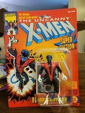 ToyBiz 1991 Uncanny X-Men NightCrawler New
