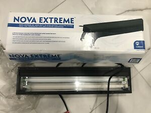 Current Nova Extreme Dual T5 Light Fixture With Legs
