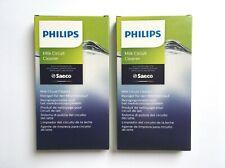 3x PHILIPS SAECO CA6705 Reinigungspulver für Milchsystem