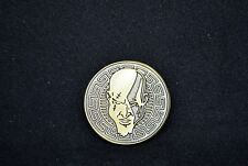 God of War Kratos Medallion - Promotional Coin - Saga II Origins Collection III