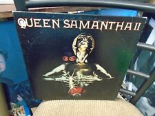Queen Samantha II LP 1979 Able Records EX