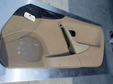 1999-2000 Mazda MX-5 Miata Passenger Door Panel Tan 544 NC15