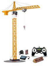 Carson Tower Crane Model Truck 1:20 2.4G RTR RC Genuine Toys And Hobbies New