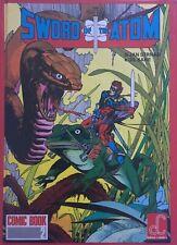 SWORD OF THE ATOM COMIC BOOK n.2 LABOR COMICS albo raro