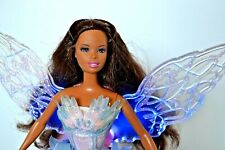 Barbie Swan Lake Odette Doll, African American Barbie Doll, Light Up Wings