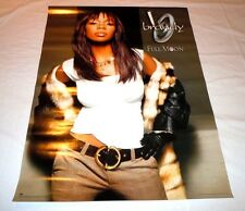 Brandy~Full Moon~18x24 Original Promo Poster~Excellent Condition~2002
