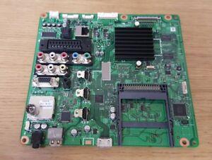 MAIN BOARD PE0957 B, V28A001258A1 FOR TOSHIBA LED TV 37RL853