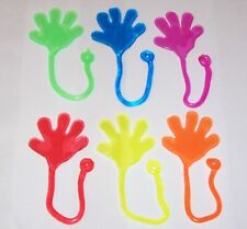 New Listing100 Giant Sticky Hands For Bulk Vending Machines Redemption Free Shipping! New!