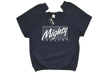 MIGHTY HEALTHY CREWNECK SWEATER - NAVY - 100% AUTHENTIC