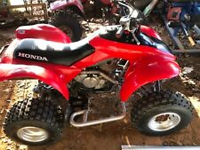 2002 Honda trx300ex Fourwheeler Atv