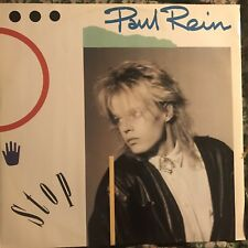 PAUL REIN • Stop • Vinile 12 Mix • 1987 CHAMPION