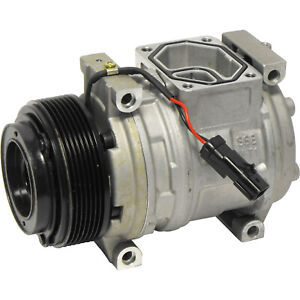 Dodge Viper 1997 to 2002 NEW A/C Compressor CO 21018C