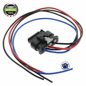 For BMW Outer Taillight Holder Wire Harness Pigtail Connector Plug Left / Right