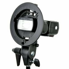 Godox S-Type Bracket Bowens S Mount Holder for Speedlite Softbox Camera Flash