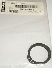 POLARIS PURE OEM NOS ATV RETAINING RING  3233106
