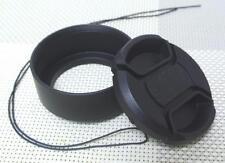 39 mm Metal Camera Lens Hood + 46 mm Cap for Standard Lens 39SC46