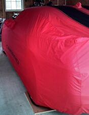 2010-2015 Chevrolet Camaro Coupe Premium Outdoor Red Car Cover OEM GM 92215993
