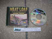 CD Rock Meat Loaf - I'd Do Anything For Love * Tour 1993  (7 Song) LSD REC