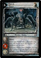 LOTR TCG T&D Treachery & Deceit Shelob, Menace 18R34