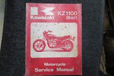 KAWASAKI KH100 Manual de taller