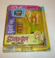 Shaggy - Scooby Doo Villains Action Figure with Sandwich Cartoon Network