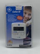 GE Home Phone Land Line Caller ID Display 80 Name Number Caller ID Memory