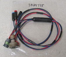 New Cummins Sensor Breakout Cable 3824775 Oil Pressure
