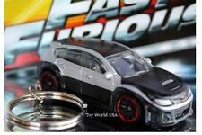 Custom Key Chain Subaru WRX STI Fast & Furious