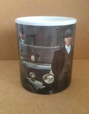 PEAKY BLINDERS '2014 SHELBY BROTHERS WITH CAR' MUG. BRAND NEW. FREE UK DELIVERY