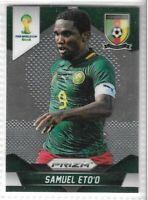 Panini PRIZM World Cup 2014 Brazil Base Card *** You Pick ***