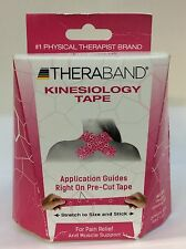 TheraBand Kinesiology Tape For Pain Relief And Joint And Muscle Support roll